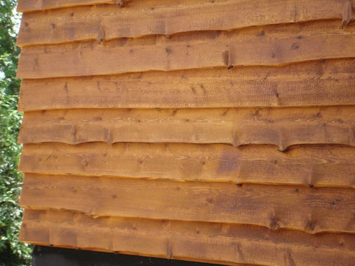 Rough Sawn Edge ~ Log siding company cedar pine paneling board batten