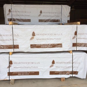 heartwood mills log siding