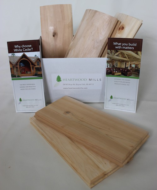 Order A Sample Box Heartwood Mills